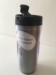 Beate Mader VISION3 Kaffeebecher
