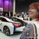 BMW I8 mit Google Glasses erleben